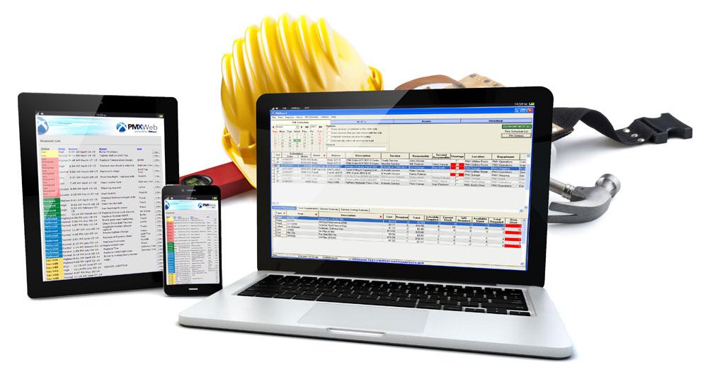 CMMS | Computerized Maintenance Management System | PMXpert