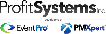Profit Systems Inc. Develpers of EventPro Software and PMXpert Software